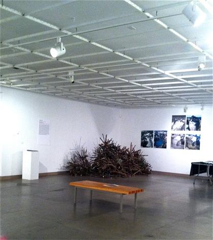LODGE(D) by Lisa Kinoshita and Barbara De Pirro, Museum of Northwest Art.